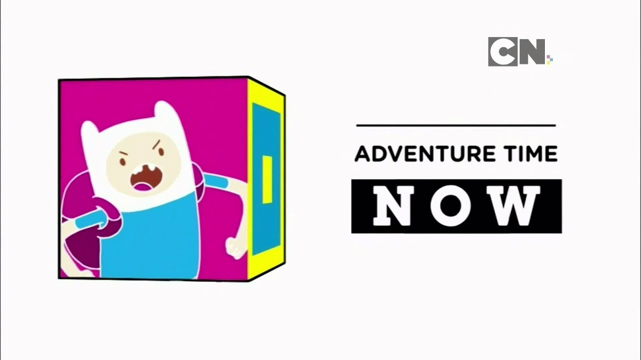 Cartoon Network UK HD Now/Later Bumper (Adventure Time and The Amazing World of Gumball)