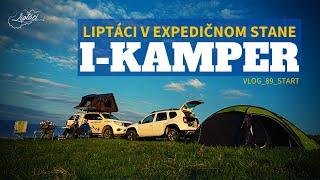 VyskÚŠali Sme I-kamper - ExpediČnÝ Stan Na Streche Auta - LiptÁci