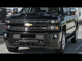 2017 CHEVROLET SILVERADO 2500HD 4WD WOW AMAZING