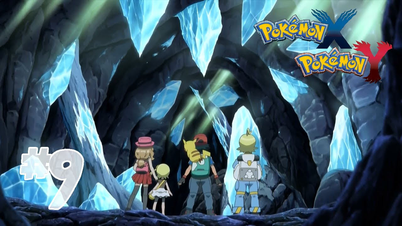 pokemon xy the cave of mirrors english dub