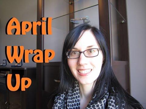 April Wrap Up | Horror, SciFi, Graphic Novels