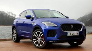 2018 Jaguar E-PACE First Drive: Grace, Pace and Space