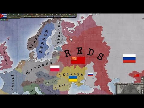 Hearts of Iron 3: Russian Civil War