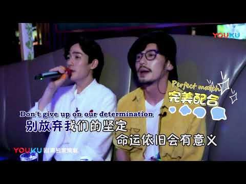 Bai Yu. Zhu Yilong.Karaoke.01.Flying With Time
