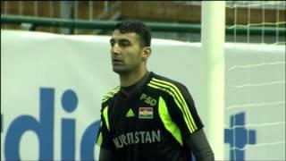 Kürtler Penaltı atışlarını kazanıyor