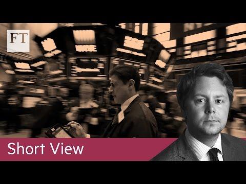 The volatility paradox