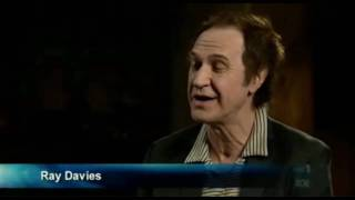 Tracee Hutchison From the 7.30 Report Interviews Ray Davies Of The Kinks 3-20-2008