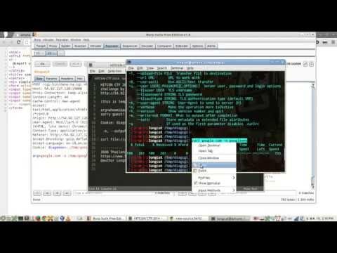 HITCON CTF 2014 - Simple Diagnostic CGI (SSRF to Remote Code Execution)