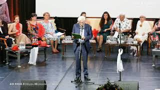 40 Forum Humanum Mazurkas - Grzegorz Walczak - wiersz
