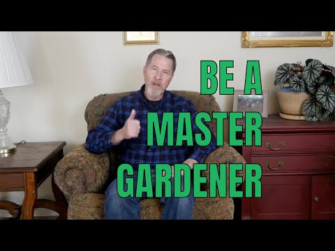 The Secrets to Becoming a Master Gardener