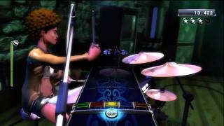 Rock Band 3 NightRanger Sister Christian - Expert Guitar - 100 FC HD.mp3