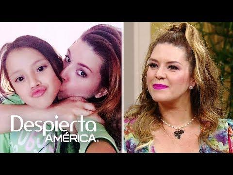 Alicia Machado sale a defender a su hija Dinorah de los ataques de la gente