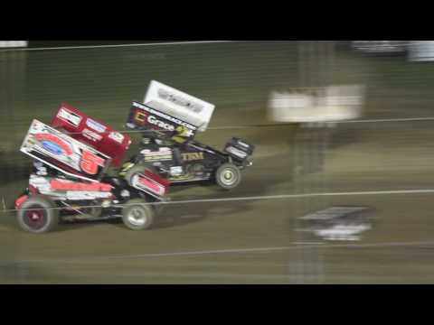 Brian Smith Highlights From Fremont Speedway 7-1-17