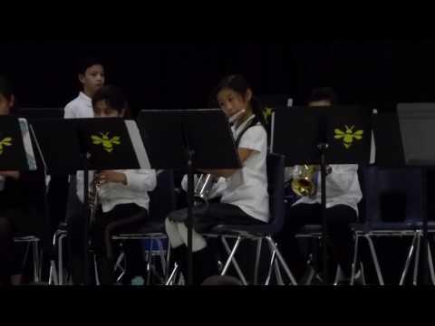 Bridgeway Island Elementary School Winter Concert - Intermediate Band