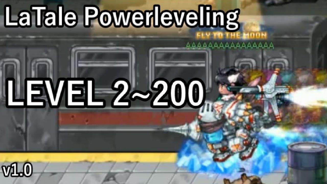 Download LaTale Level 2~200 Leveling Speedrun Any% (KLT)