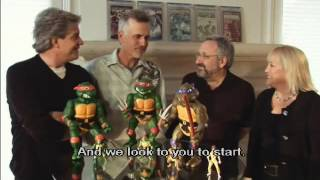 TMNT behind the voices