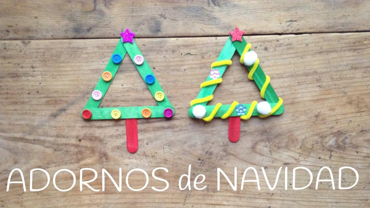 Adornos navide os para ni os rbol de navidad reciclado - Como hacer cosas de navidad ...