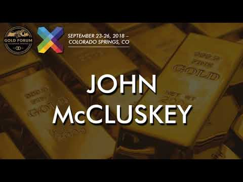 John McCluskey, Alamos Gold: The Gold Industry's Low-hanging Fruit is Disappearing