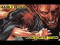 KEIN ECHTER TITAN Attack On Titan Before The Fall Band 2 REVIEW DEUTSCH mp3