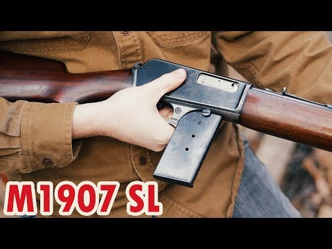 Real M1907 SL Trench