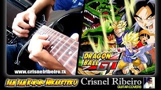 #11: Dan Dan Kokoro Hikareteku ~ Coração de Criança (Dragon Ball GT - Opening)