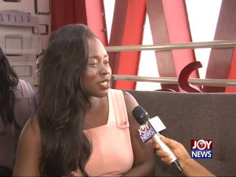 Glitz Africa to honour JoyNews' Dzifa Bampoh