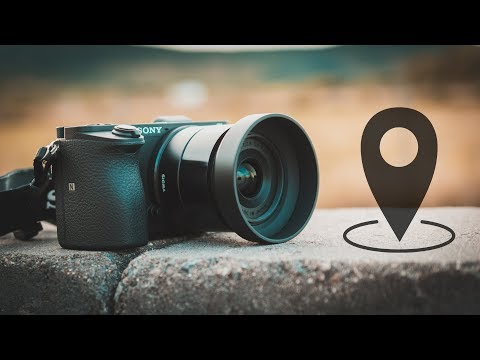 Sony A6500 GPS Bluetooth Geotagging Explained