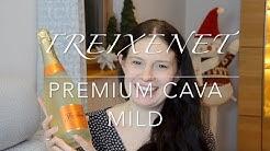 Freixenet Premium Cava Mild - eine milde Alternative an Silvester?