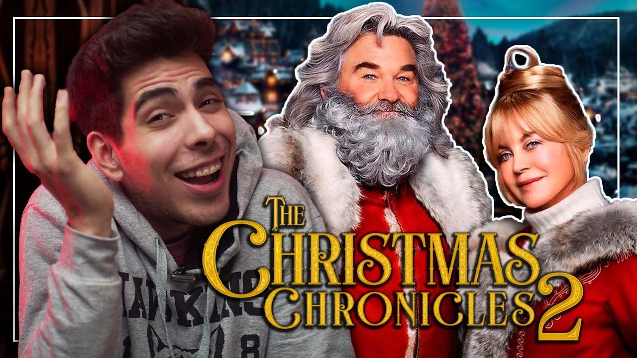 Critica / Review: Las Crónicas de Navidad: Parte 2