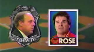 June 21 1989 Pete Rose