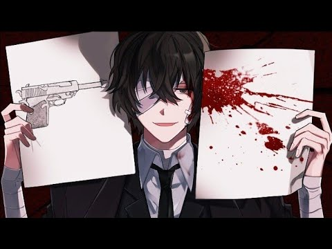 (AMV) Дазай- Потому что я Бэтмен