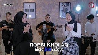 Download Mp3 Robbi Kholaq   رَبِّي خَلَقْ   - Sabyan Ft Esbeye  Lirik Music Video  Download M