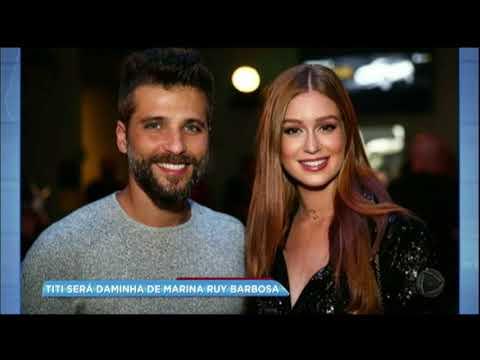 Hora da Venenosa: filha de Bruno Gagliasso será daminha no casamento de Marina Ruy Barbosa