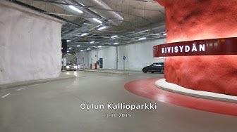 Oulun kallioparkki, Kivisydän