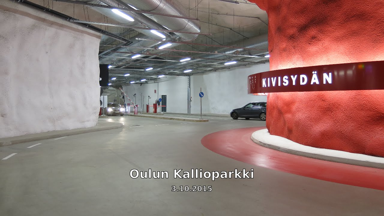 Kallioparkki Oulu