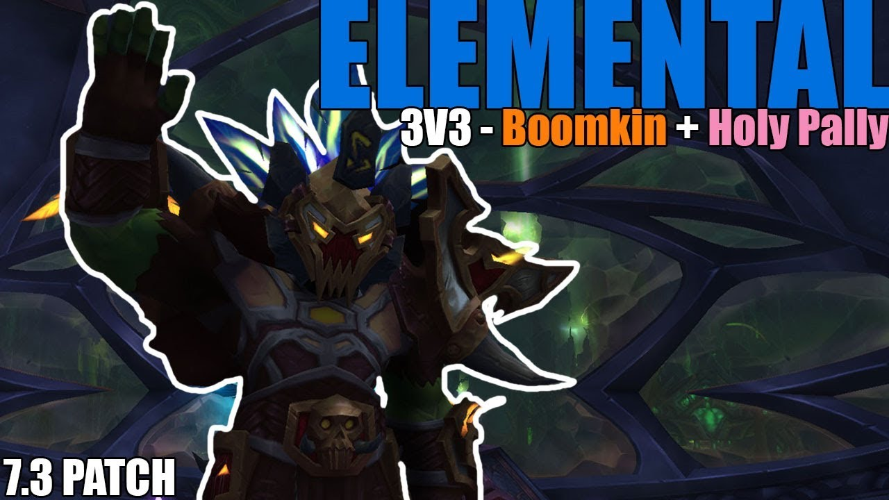 how to play a boomkin legion