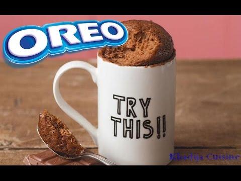 mug-cake-oreo-//-كعكة-أوريو
