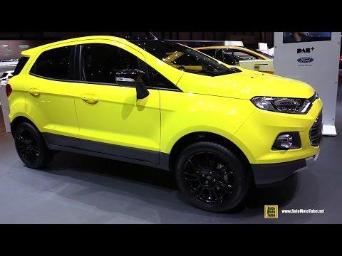 2016 Ford EcoSport Titanium S - Exterior and Interior Walkaround - 2016 Geneva Motor Show