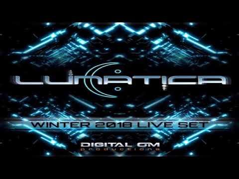 LUNATICA - Winter Live Set 2018 [Psytrance]