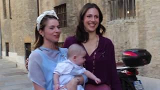 Carlos, Annemarie, Jaime & Viktória de Bourbon de Parme, Parma, september 2016
