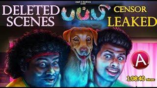 PUPPY Deleted Scenes - Leaked cuts   Samyuktha Hegde Censor Cuts   பப்பியில் தூக்கிய சீன்கள்
