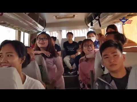 Tiếng Anh Giao Tiếp Tp Hcm L Trip Miền Tay 03 2019 L Ues United English Of Saigon Youtube