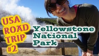 USA Road Trip #2 - Yellowstone National Park