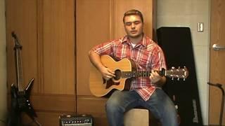 Thomas Rhett - Sixteen - (Cover) Evan Johnson