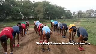 1600 मीटर की दौड़ का तोड़ / Indian Army rally