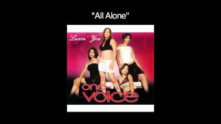 Watch One Vo1ce All Alone video