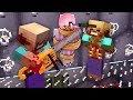 Мне КОНЕ-Е-Е-Ц!.. - Зомби апокалипсис в Майнкрафт! (Minecraft - Сериал)