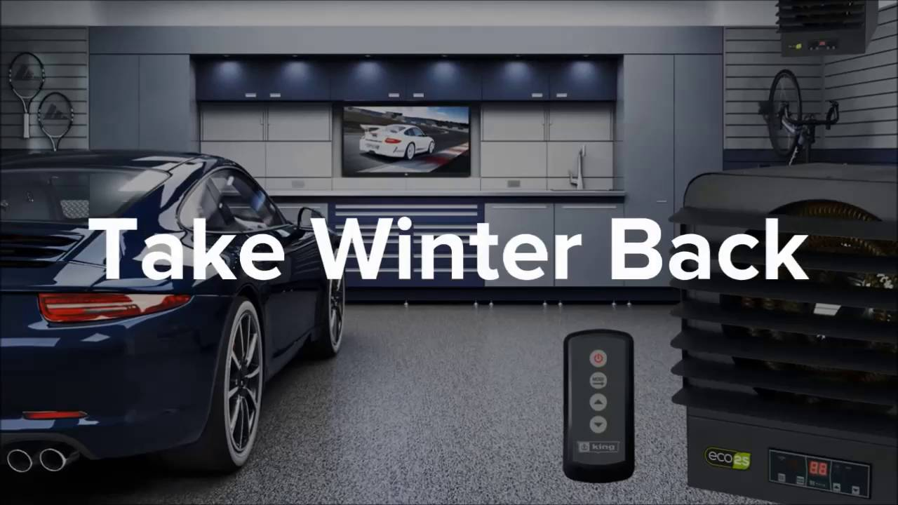 Garage Heater Kb Eco2s King Electric Youtube Furnace Wiring Diagram Electrical Manufacturing Co