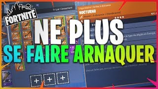 HOW DO MORE TO BE ARNAQUER ON FORTNITE SAUVER THE WORLD!
