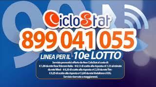 """""""Lotto per Tutti"""" - Trasmissione del 13 Giugno 2018 - Ciclostat -"""